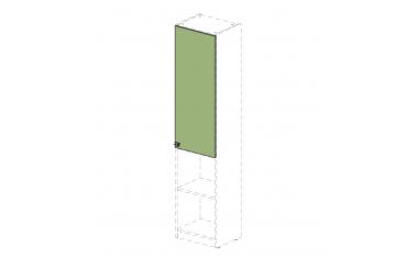 Дверка для стеллажа (на 3 ячейки) - 92н0091