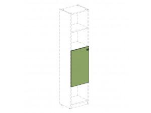 Дверка для стеллажа (на 2 ячейки) - 92н0095
