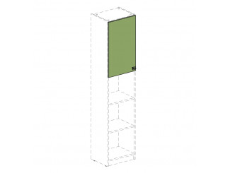 Дверка для стеллажа (на 2 ячейки) - 92н0096