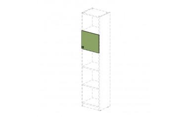 Дверка для стеллажа (на 1 ячейку) - 92н0099