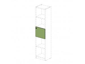Дверка для стеллажа (на 1 ячейку) - 92н0100