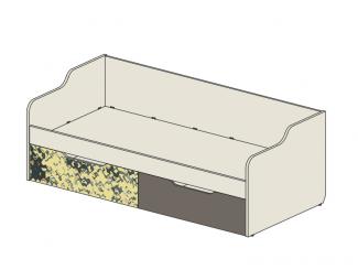 Кровать-тахта с 2-мя ящиками - 92k031