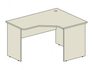Угловой письменный стол - ПРАВЫЙ - 92s004