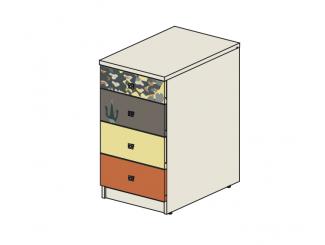 Тумба к угловому столу - 92т036