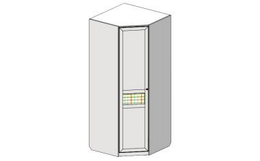 Угловой шкаф 69н036