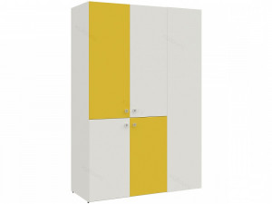 4-х дверный шкаф угловой - 51н013