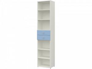 Шкаф стеллаж, с ящиками - 51н101
