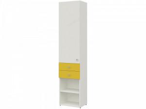 Шкаф узкий, однодверный с ящиками - 51н111