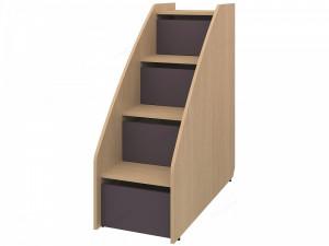 Лестница для 2-х ярусной кровати - 51т300