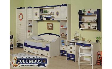 Колумбус с синим - фабрика Дива