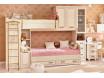 Кровать с двумя выкатными ящиками 80*190 - Александрия