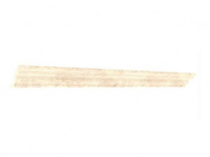 Карниз для шкафов, длина 2400 мм. - 285.010 (прямой)