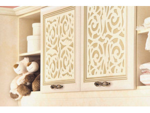 Полка (секция) навесная с 2-мя дверками - 510.100