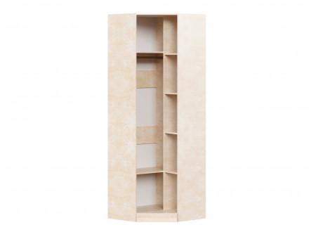 Угловой однодверный шкаф - 510.140 (универсальный L / R)