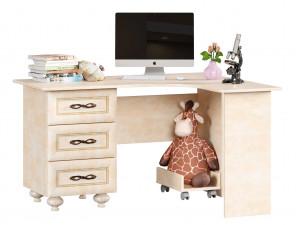 Кровать-чердак, сп. место 80*190, с угловым письменным столом СПРАВА - 510.020_050_080