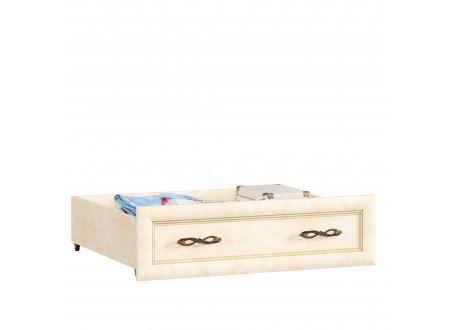 Кровать с 2-мя выкатными ящиками, без матраса, спальное место 80*190 - 510.030_160 (универсальная)