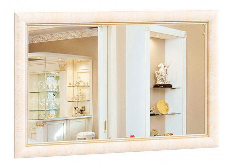 Зеркало настенное в рамке МДФ - 625.120 (вертикальное / горизонтальное)