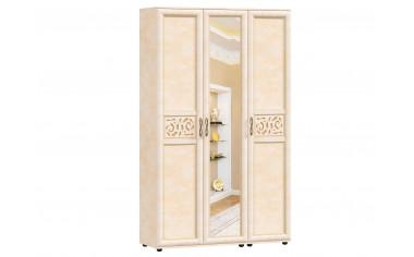 3-х дверный шкаф с зеркалом - прихожая Александрия