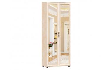 2-х дверный шкаф с 2-мя зеркалами - прихожая Александрия