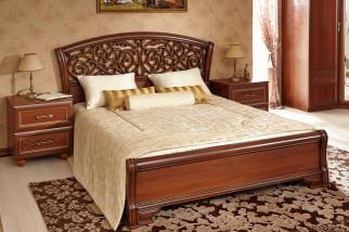 спальня Александрия орех - Любимый Дом
