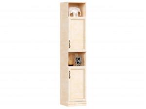 Шкаф-пенал 2-х дверный с полками внутри - 618.020 (универсальный L / R)