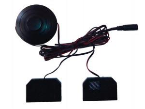 Напольный выключатель для подсветки шкафов и витрин, с проводом 2 м. - 191.050