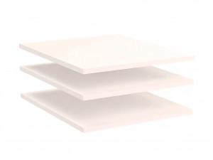 Комплект из 3-х полок из ЛДСП - 426*568 для 1-дверного шкафа 642-250 - артикул ЛД 642.330