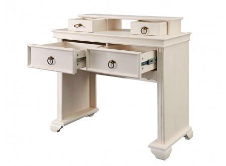 Туалетный стол двух-уровневый, с 4-мя ящиками - ЛД 642.350