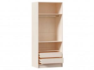 Тумба - комод с 2-мя ящиками для встраивания в 2х дверный шкаф - ЛД 642.320