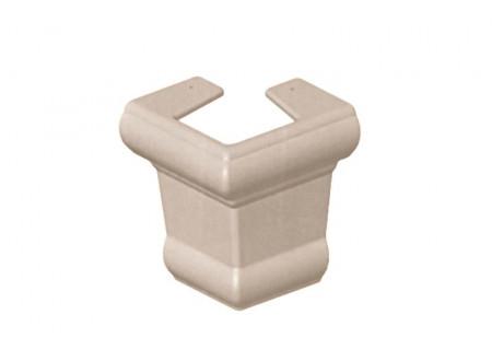Соединитель карнизов под углом 90 градусов , для высоких шкафов Амели - ЛД 285.580