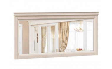 Большое прямоугольное, настенное зеркало в раме - ЛД 642.170 - фабрика мебели Любимый дом