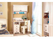 Надстройка с 2-мя дверками,  для письменного стола - ЛД 642.480 - фабрика мебели Любимый дом