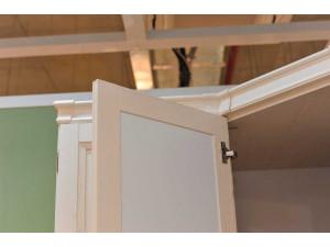 Карниз длиной 2400 мм, ля высоких шкафов Амели - ЛД 642.650 (погонаж)