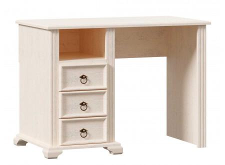 Стол письменный с одной тумбой СЛЕВА, с 3-мя ящиками - ЛД 642.520.L