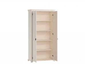 Полка из ЛДСП - 898*376 для двух-дверного шкафа 642-010 - артикул ЛД 642.610 - 1 шт.