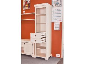 Шкаф-пенал одинарный высотой 1985 мм. с 2-мя ящиками - ЛД 642.090 (универсальный L / R)