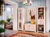 Вешалка настенная с 4-мя крючками - ЛД 642.190 - фабрика мебели Любимый дом