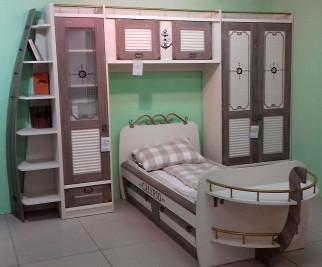 Детская мебель Калипсо - Любимый Дом