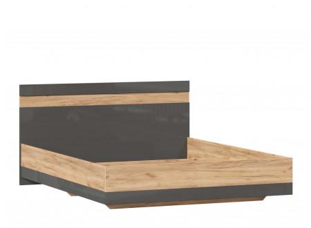 Кровать со сп. местом 160*200, без решетки и без матраса - (659.070.А)