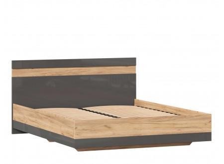 Кровать со сп. местом 160*200, с решеткой и без матраса - (659.071.А)