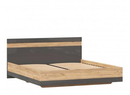 Кровать со сп. местом 180*200, с решеткой и без матраса - (659.076.А)