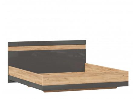 Кровать со сп. местом 180*200, без решетки и без матраса - (659.430.А)