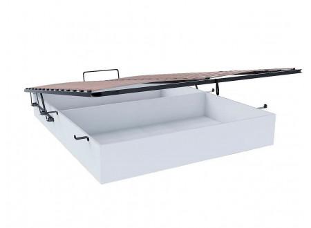 Кровать со сп. местом 160*200, с подъемной решеткой и без матраса - (659.073.А)