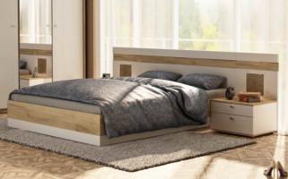 спальня Фиджи белая - Любимый Дом