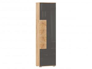 Шкаф 1-дверный с вешалкой для верхней для одежды, шириной 590 мм. - петли СПРАВА - (659.300.AR)