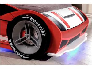 Декоративная светодиодная подсветка RGB с пультом, для кровати-машина - 514.600