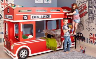 детская мебель London BUS - Любимый Дом