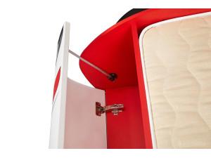 Кровать-машина без матраса со спальным местом 80*160 - 514.010