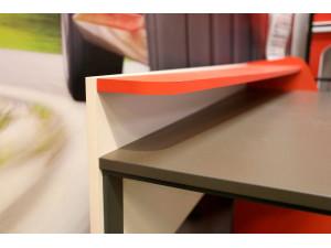 Письменный стол с полкой и одним ящиком СПРАВА - 514.080.R
