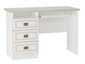 Письменный стол прямой с 3-мя ящиками - 527.040.L (тумба СЛЕВА)